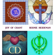 Joy of Chant CD Cover - Dances of Peace