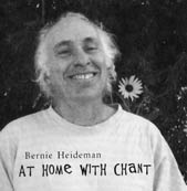 At Home With Chant Dances of Universal Peace