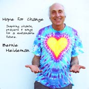Hope for Change Cd Cover