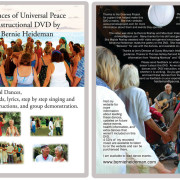 Dances of Universal Peace - Instructional DVD