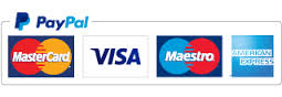 Credit card payments with PayPal